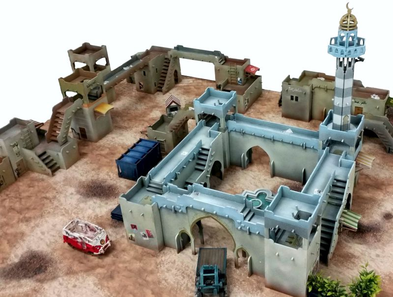Oasis Gate Wall - Click Image to Close