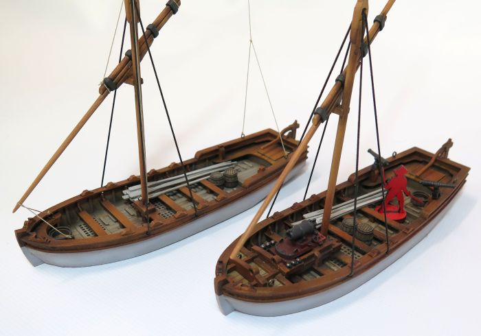 Armed Pinnace - Click Image to Close