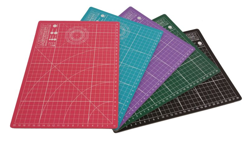 Cutting Mat Purple - Click Image to Close