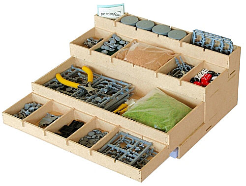 Parts Rack - Click Image to Close