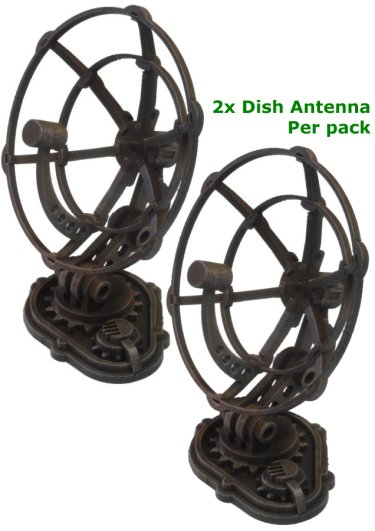 Dish Antennae - Click Image to Close