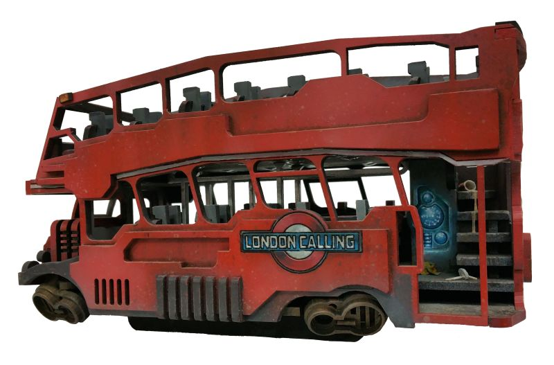 Double Decker Omni-Bus - Click Image to Close