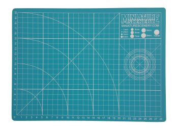 Cutting Mat Blue