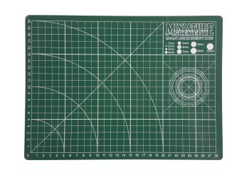 Cutting Mat Green