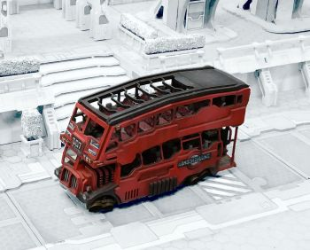Double Decker Omni-Bus