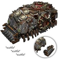 Scuttle Bug Transport