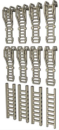Ladders 6 Mixed Medium